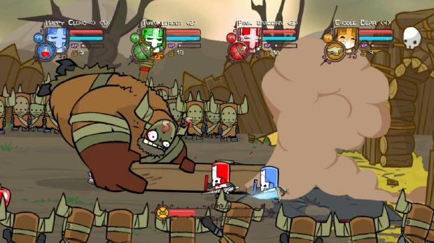 Castle Crashers Torrent Download