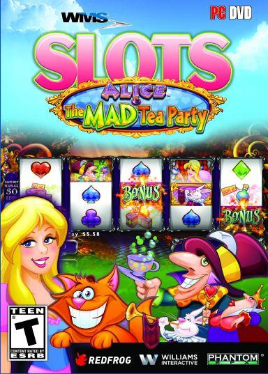 Alice Mad Tea Party Slots