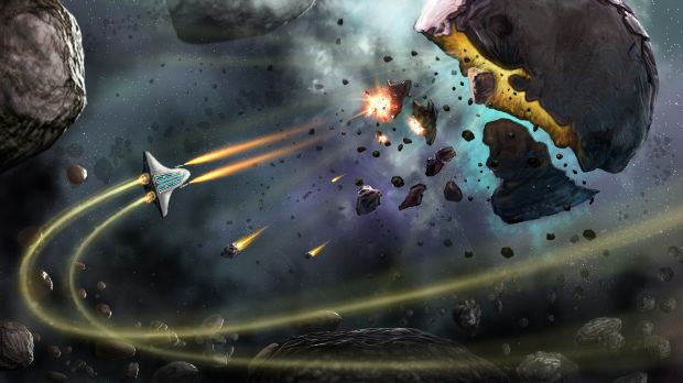 Asteroid Bounty Hunter Torrent Download