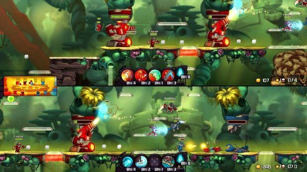 Awesomenauts Torrent Download