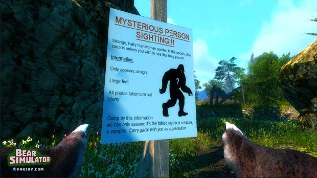 Bear Simulator PC Crack