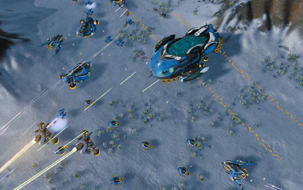 Ashes of the Singularity Torrent Download