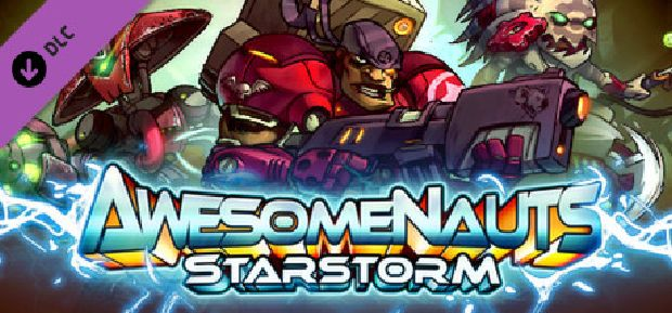 Awesomenauts: Starstorm Expansion Free Download