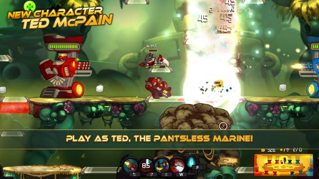 Awesomenauts: Starstorm Expansion Torrent Download