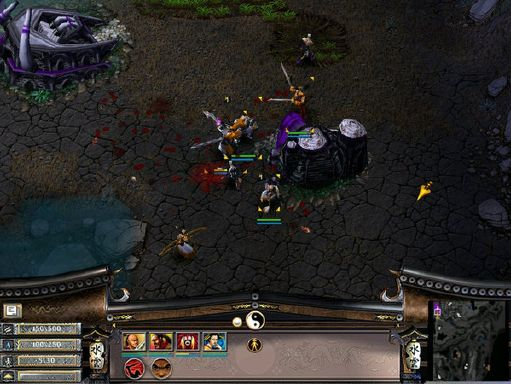 Battle Realm Winter of the Wolf Torrent Download