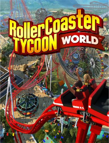 RollerCoaster Tycoon World Deluxe Edition Update #7 ...