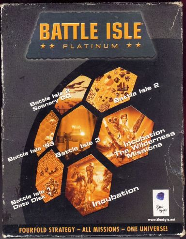 Battle Isle 3 Free Download