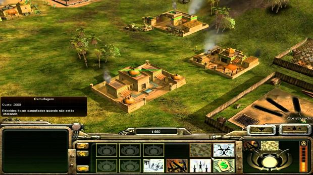 Command and Conquer Generals Torrent Download