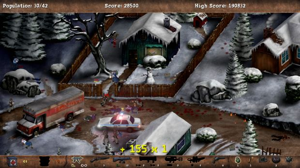 POSTAL Redux PC Crack