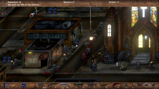POSTAL Redux Torrent Download