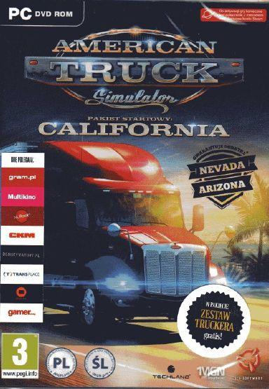 American Truck Simulator - Arizona Free Download
