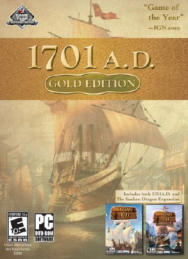 Anno 1701 The Sunken Dragon PL Free Download