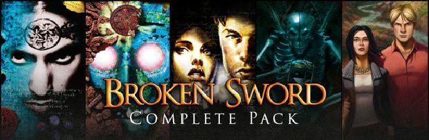 Broken Sword: Complete Pack Free Download