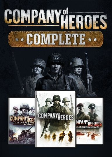 Company of Heroes Complete Edition Free Download