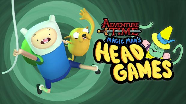 Adventure Time: Magic Man's Head Games Free Download