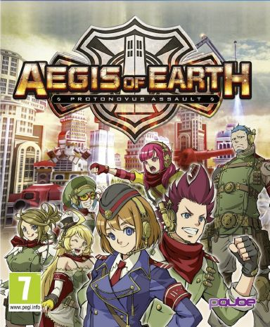 Aegis of Earth: Protonovus Assault Free Download