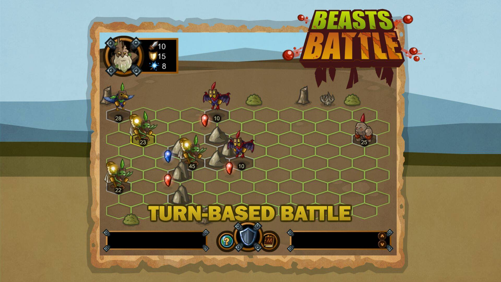 Beasts Battle Torrent Download