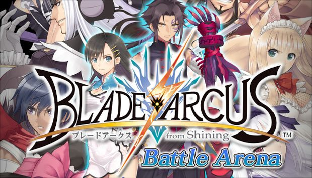 Blade Arcus from Shining: Battle Arena Free Download