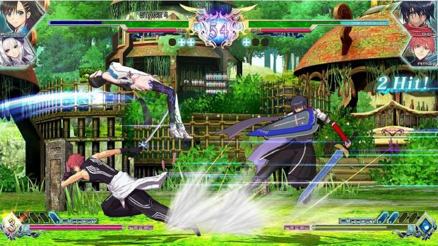 Blade Arcus from Shining: Battle Arena Torrent Download