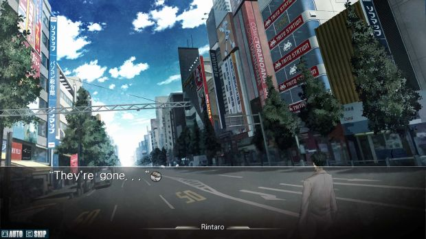 STEINS;GATE PC Crack