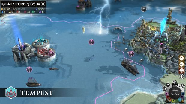 Endless Legend Tempest PC Crack