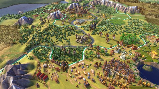 Sid Meier's Civilization VI PC Crack
