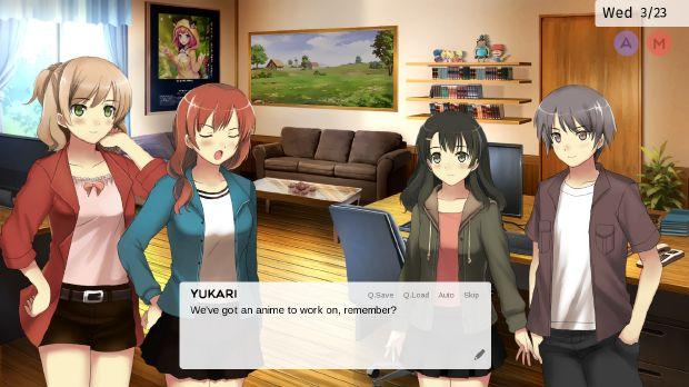 Anime Studio Simulator PC Crack