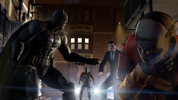 Batman - The Telltale Series Episode 4 Torrent Download