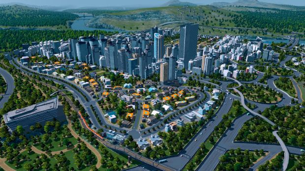 Cities Skylines Deluxe Edition PC Crack