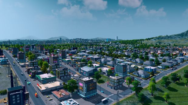 Cities Skylines Deluxe Edition Torrent Download