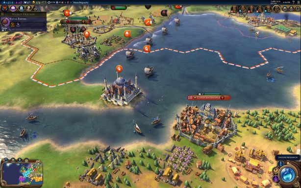 Sid Meiers Civilization VI Winter 2016 Edition with Vikings and Poland Scenario Packs PC Crack
