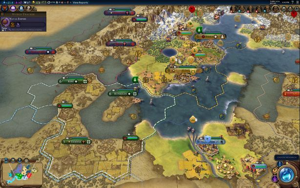 Sid Meiers Civilization VI Winter 2016 Edition with Vikings and Poland Scenario Packs Torrent Download