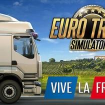 Euro Truck Simulator 2 - Vive la France ! SKIDROW Crack