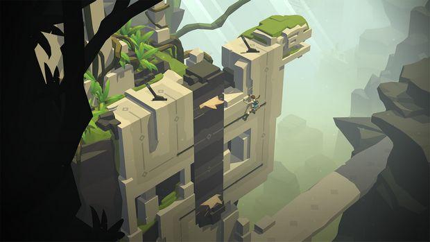 Lara Croft GO The Mirror of Spirits PC Crack