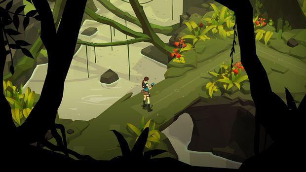 Lara Croft GO The Mirror of Spirits Torrent Download