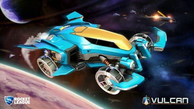 Rocket League Vulcan Torrent Download