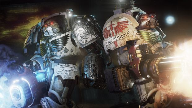 Space Hulk: Deathwing Torrent Download