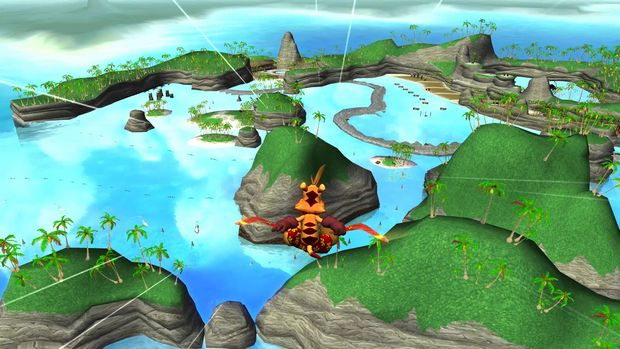 TY the Tasmanian Tiger PC Crack