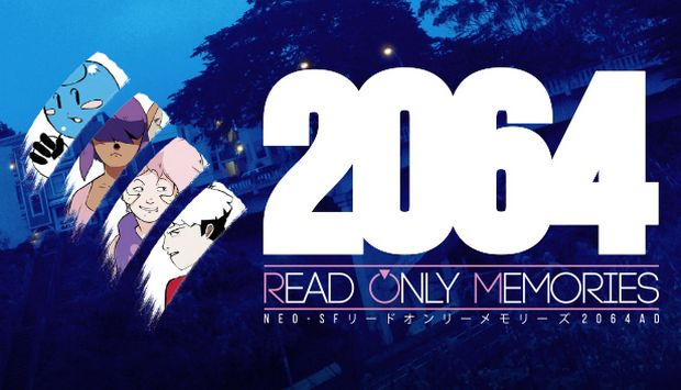 2064: Read Only Memories Free Download