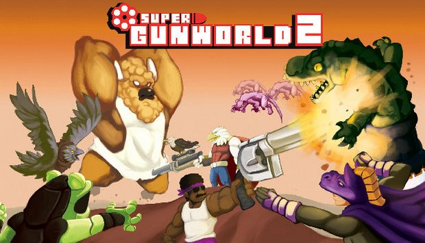 Super GunWorld 2 Free Download
