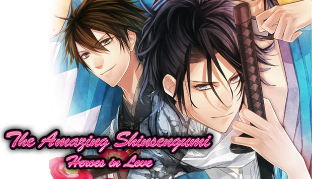 The Amazing Shinsengumi: Heroes in Love Free Download