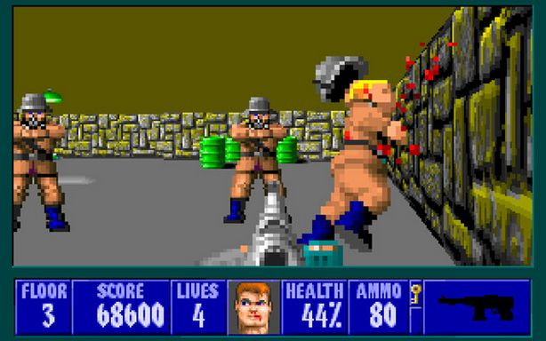 Wolfenstein 3d and spear of destiny gog torrent games for Wolfenstein 3d
