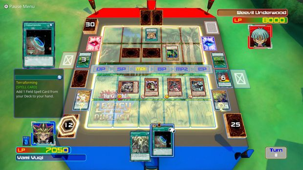 Yu-Gi-Oh! Legacy of the Duelist PC Crack