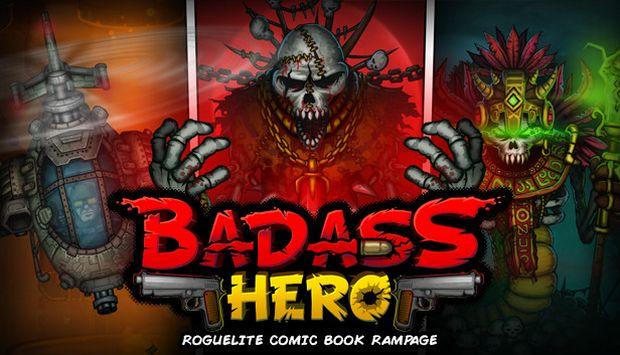 Badass Hero Free Download