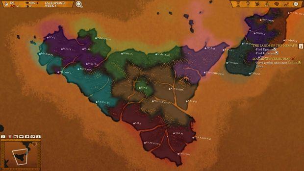 Hegemony III: The Eagle King PC Crack