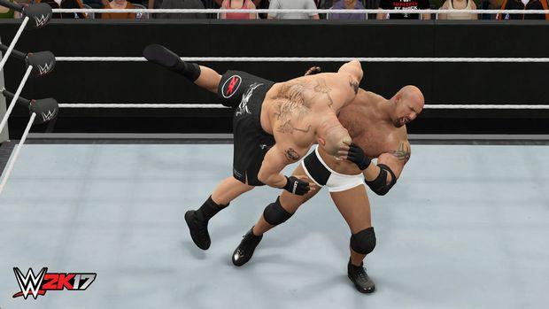 WWE 2K17 PC Crack