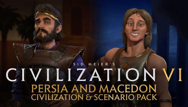 Civilization VI - Persia and Macedon Civilization and Scenario Pack Free Download