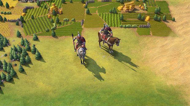 Civilization VI - Persia and Macedon Civilization and Scenario Pack PC Crack