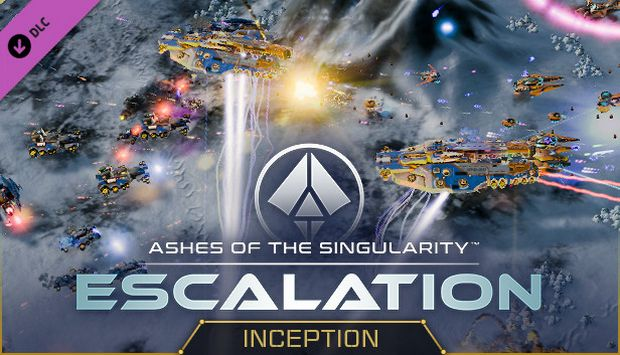 Ashes of the Singularity: Escalation - Inception DLC Free Download
