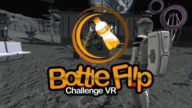 Bottle Flip Challenge VR Torrent Download